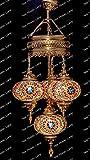 Mosaic Chandelier,Mosaic Lamp,Turkish Lamp,Moroccan Lantern,Arabian Lantern