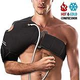 NatraCure Hot/Cold & Compression Shoulder Support 6032...