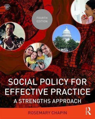 Social Policy F/Effect.Prac.
