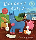 Donkey's Busy Day, Natalie Russell, 074759547X