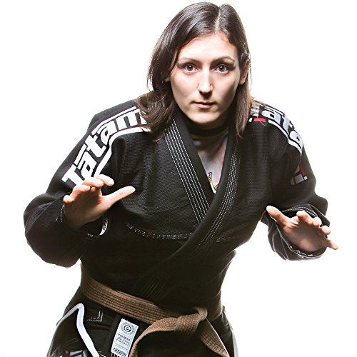 Tatami-Fightwear-Ladies-Estilo-50-Premier-BJJ-GI-BlackSilver