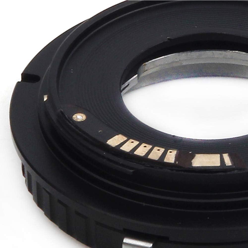 Pixco 3rd AF-Confirm Adapter Voigtlander Retina DKL Lens to Canon EOS Camera 650D 5D 4D