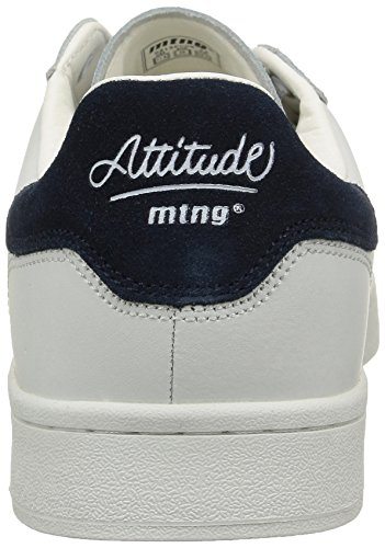 Homme Mtng Baskets 83823 Serraje Multicolore Blanco action Marino Sportives Leather FrwrCtxq