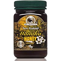 Bee Products New Zealand Manuka Honey Blend MG30+ 500g, Pure, Natural, Raw, Superior, Methylglyoxal, 500 g