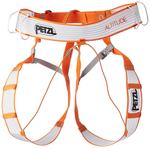PETZL - Altitude, Ultra-Light Mountaineering and Ski Harness, Medium/Large ()