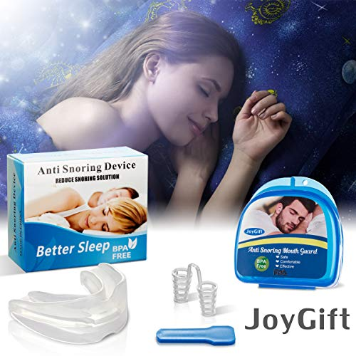 Anti Snoring Mouth Guard, Anti Snoring Devices Snore Solution Anti Snoring Mouthpiece for Sleep Aids Bruxism Snore Reduction Stop Snoring Devices Best Snoring Stopper Snoring Reducing Mouthpiece by Topffy (Image #5)