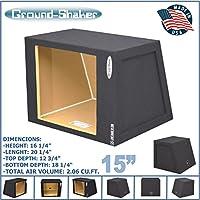 15 single sealed Solo baric Hatchback speaker box