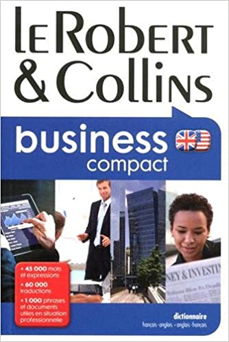 En ligne Dictionnaire Le Robert & Collins Business compact pdf, epub ebook