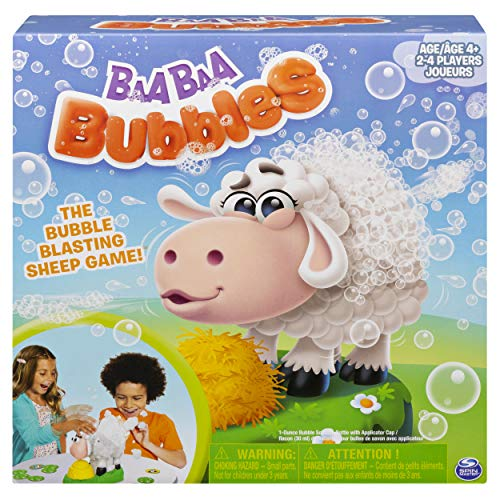 Blowing Up A Whale - Baa Baa Bubbles The Bubble-Blasting Sheep