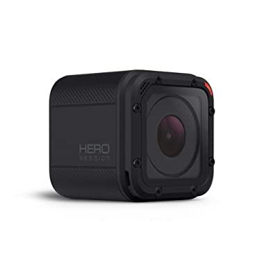 GoPro Hero Session 8.0 MP Waterproof Sports & Action Camera with Standard Housing and 2 Adhesive Mounts (Certified Refurbished)