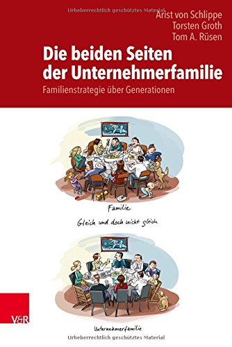Die beiden Seiten der Unternehmerfamilie: Familienstrategie über Generationen: Auf dem Weg zu einer Theorie der Unternehmerfamilie