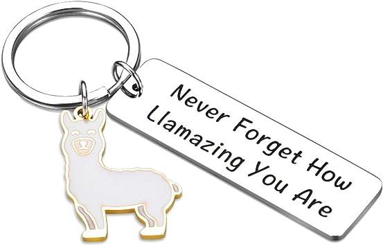 Lama Keychain