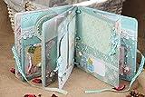 Handmade Blue Children's Album