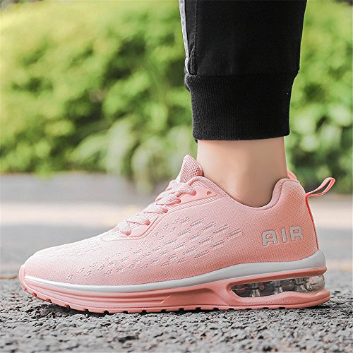 Course Sneakers Rose Chaussure 37 Zoeashley Running Homme Sport De Chaussures Fitness Femme 46 Outdoor Air YqIwIgx4