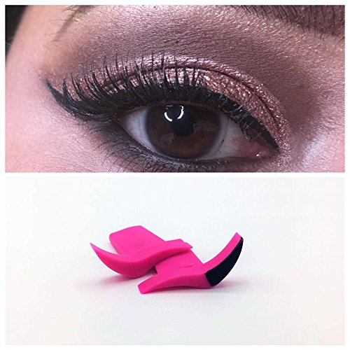 Wing Stamp Classic, Easy to Use, Winged Eyeliner Stamp, 2 Wing Stamps in 1 Stamp, - Eye Wing