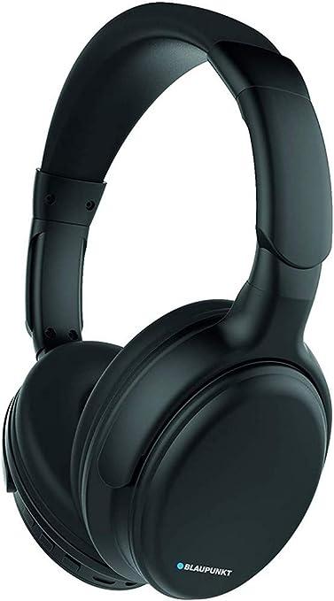Blaupunkt BLP4510 Auriculares inalámbricos Bluetooth, Color Negro