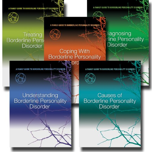If Only We Had Known: A Family Guide to Borderline Personality Disorder (5 DVD set)