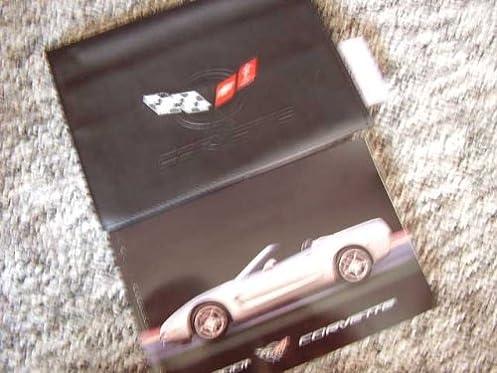 2001 chevy chevrolet corvette owners manual amazon com books rh amazon com 2000 Chevrolet Corvette 2011 Chevrolet Corvette