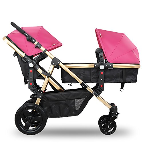 Cheap Double Baby Strollers - 9