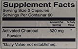 Best Activated Charcoals - Swanson Activated Charcoal 260 mg 120 Caps Review