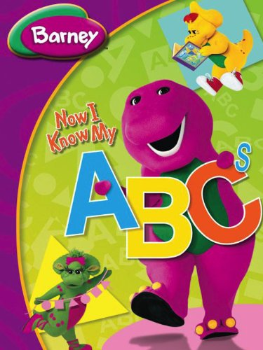 Barney  Now I Know My Abcs