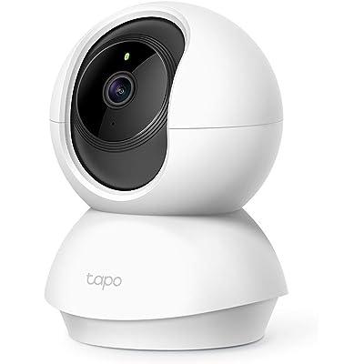 【みまもりに】TP-Link パンチルト対応 高画質ネットワークWi-Fiカメラ Tapo C200 送料込3,390円