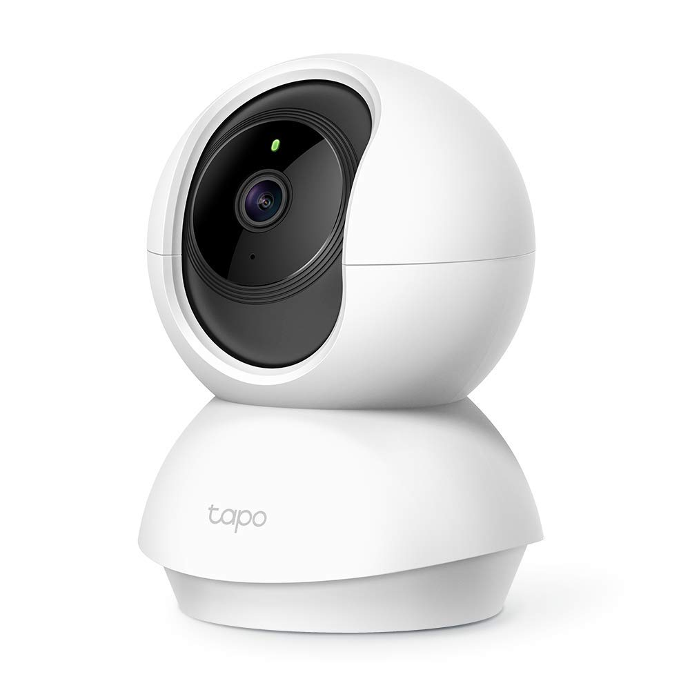 For 2298/-(43% Off) TP-link Tapo C200 Pan/Tilt Home Security Wi-Fi Dome Camera 360° 1080P 2MP, Compatible with Google Assistant and Amazon Alexa at Amazon India