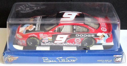 Winner's Circle Nascar 1:24 Scale Die Cast Stockcar Bill Elliott #9 Dodge - 24 Scale Stock Car
