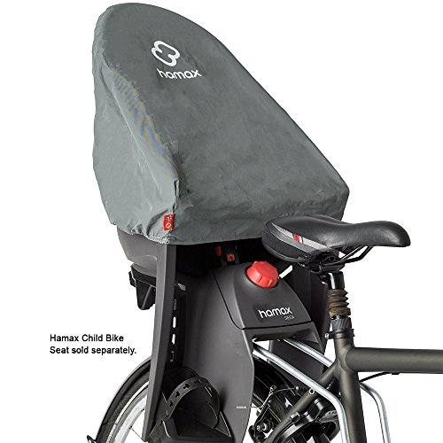 Hamax Rain or Dust Cover for Storage – For Rear Child Bike Seats by Hamax