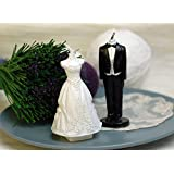 MEOLY Creative New Person Wedding Dress Candles Charming Gifts Party Candles Smokeless Candles for Party Supplies and Wedding Favor Keepsake Favor