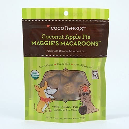 CocoTherapy Maggie s Macaroons Gourmet Treats for Dogs