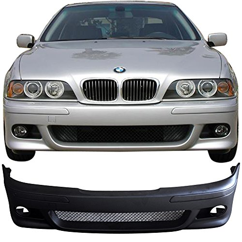 its 1996-2003 BMW E39 | 5 Series 525i 530i 540i M5 PP Front Bumper Conversion Guard Without Lamp by IKON MOTORSPORTS | 1997 1998 1999 2000 2001 2002 ()