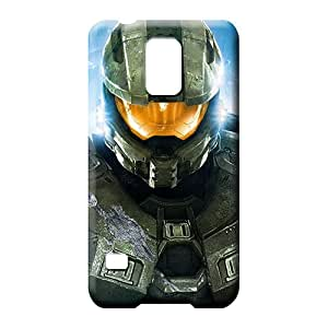 samsung galaxy s5 Durability Snap-on style phone case skin master chief halo 4
