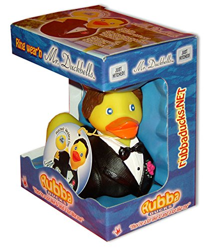 Rubbaducks Mr. Duckbells Gift Box