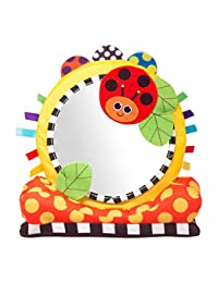 Sassy Soft Floor Mirror Toy BOBEBE Online Baby Store From New York to Miami and Los Angeles