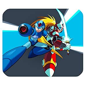 Megaman Personalized Custom Gaming Mousepad Rectangle Mouse Mat / Pad Office Accessory And Gift Design-LL581 by runtopwell