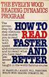 How to Read Faster and Better, Franklin J. Agardy, 0671494325