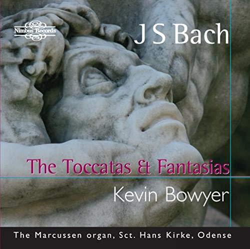 Toccatas & Fantasias