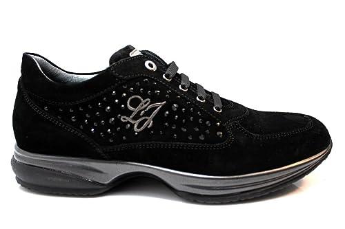 liu jo - Zapatillas para niña Negro negro 30: Amazon.es: Zapatos y complementos
