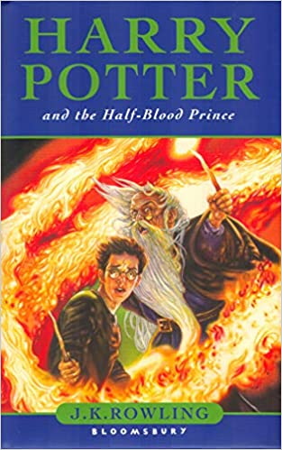 Harry Potter And The Half Blood Prince Harry Potter 6 Amazonde