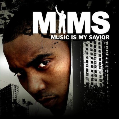 CD : MIMS - Music Is My Savior (Asia - Import)