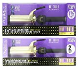 #10: Hot Tools Professional Gold Curling Irons VALUE 2 PACK! 1½
