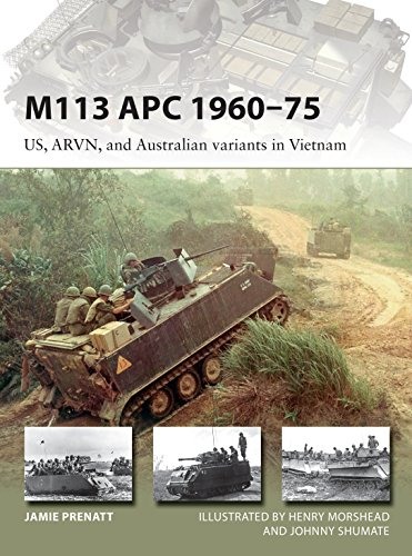 M113 APC 1960-75: US, ARVN, and Australian variants for sale  Delivered anywhere in USA