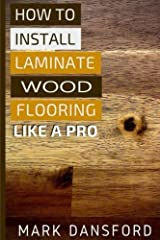 It's not hard to install laminate flooring. Save some money and do this job yourself!If you want to install laminate wood flooring as a DIY project, this book provides the information you need to get it done like a PRO!These are the steps tha...