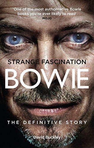 B.O.O.K Strange Fascination: David Bowie: The Definitive Story [T.X.T]