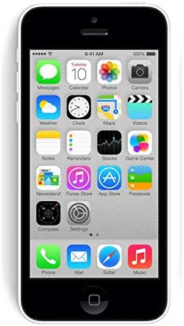 Apple - Iphone 5c A1532 Verizon 16 GB Cell Phone - White