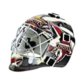 Franklin Sports NHL League Logo Phoenix Coyotes Mini Goalie Mask