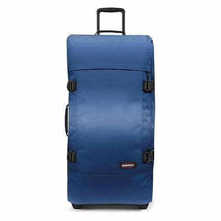 Eastpak Tranverz L Suitcase, 79 cm - 121 L, Fade Navy (Multicolour)