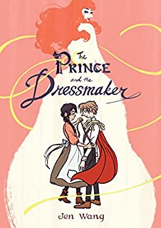Book Cover: The Prince and the Dressmaker