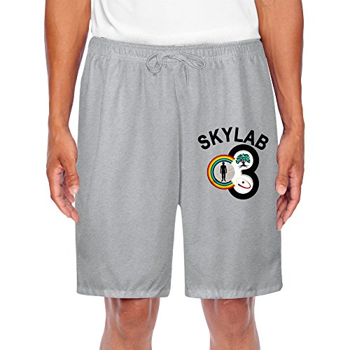 Watch Hills Cop Beverly (NASA's Skylab Graphic Gym Short Shorts Pants)